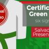 Green Belt Salvador Agosto/2019 | Presencial