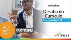 Workshop FM2S - Desafio do Currículo