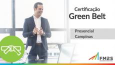 Green Belt Janeiro/2021 | Presencial Campinas