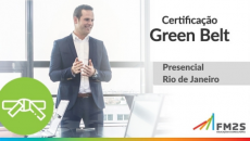 Green Belt Janeiro/2021 | Presencial Rio de Janeiro