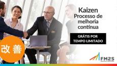 Kaizen - Processo de Melhoria Contínua | Grátis