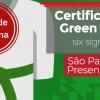 Green Belt | Presencial São Paulo | Setembro/Outubro