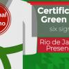 Green Belt | Presencial Rio de Janeiro