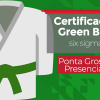 Green Belt | Presencial Ponta Grossa