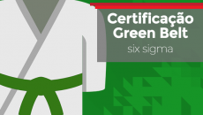 BLACK FRIDAY: Certificação Green Belt | 30% OFF