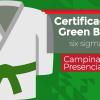 Certificação Green Belt   Presencial Campinas