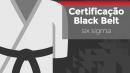 Certificação Lean Seis Sigma Black Belt