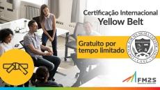 Certificação Yellow Belt - Geral | Grátis