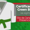 Certificação Green Belt   Presencial Rio de Janeiro