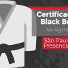 Certificação Black Belt | Presencial São Paulo