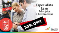 Especialista Lean - Princípios e Ferramentas - 30% OFF