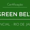 Certificação Green Belt | Presencial Rio de Janeiro