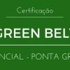 Certificação Green Belt | Presencial Ponta Grossa