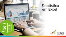 Estatística em Excel