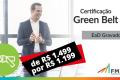 Certificação Lean Seis Sigma Green Belt