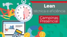 Lean Campinas Agosto/2019 | Presencial