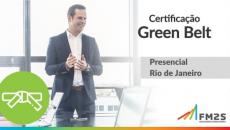 Green Belt Março/2021 | Presencial Rio de Janeiro
