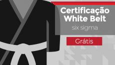 Certificação Lean Seis Sigma White Belt | Grátis
