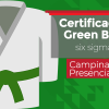 Green Belt Campinas Abril/2019 | Presencial