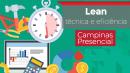 Lean Campinas Agosto/2019 | Presencial / Pacote Liderança Lean