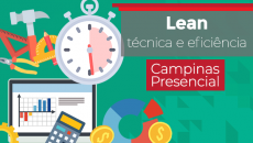 Lean Campinas Agosto/2019   Presencial / Pacote Liderança Lean