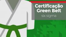 Green Belt João Pessoa Agosto/2020 | Presencial