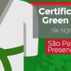 Green Belt São Paulo Dezembro/2019 | Presencial